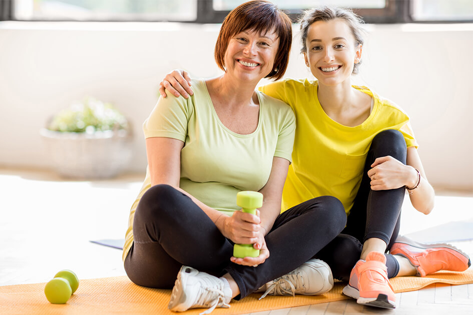 Physical Activity For All Women Womenshealth Gov How to be physically fit and all the benefits you'll reap. physical activity for all women