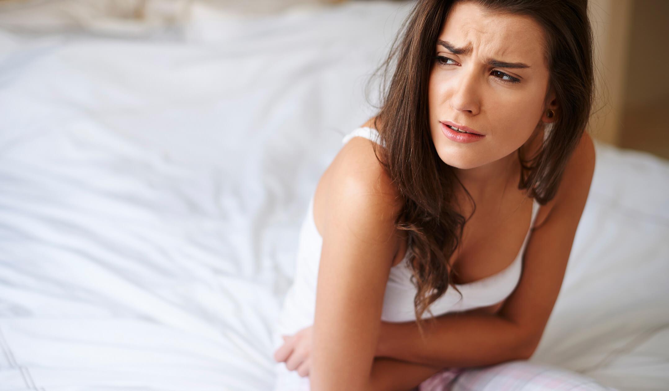 Ovarian Cysts Womenshealth Gov