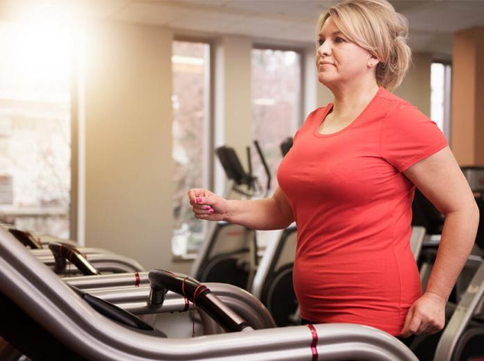 rapid weight loss pregnancy