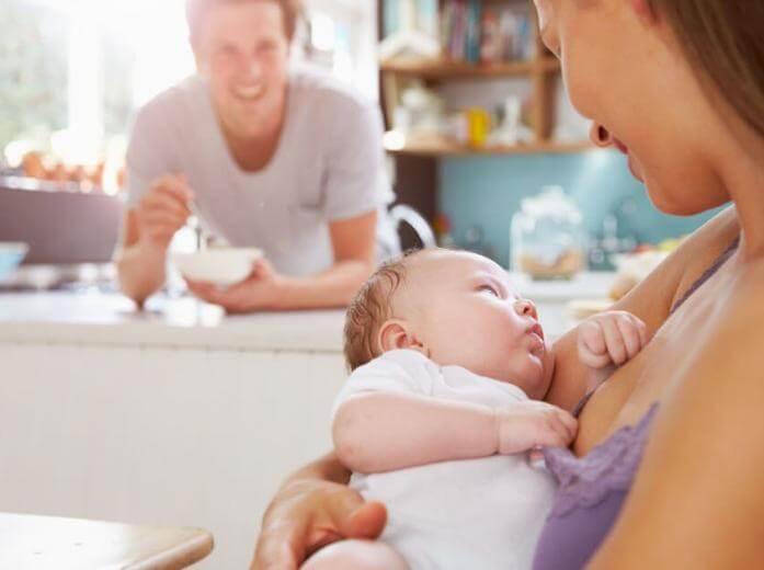 Dietas para adelgazar rapido despues del parto