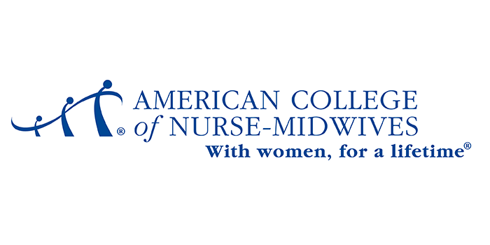 American College of Nurse-Midwives. With women, for a lifetime.