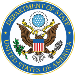 Dept of State Logo