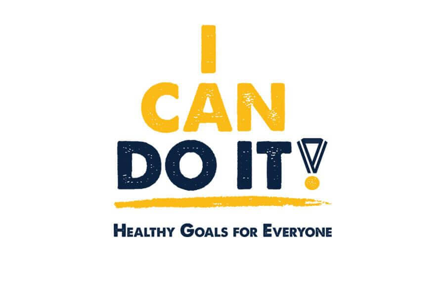 I Can Do It! Logo