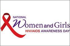 National Women and Girls HIV/AIDS Awareness Day logo